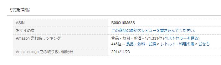 アマゾン商品登録 2