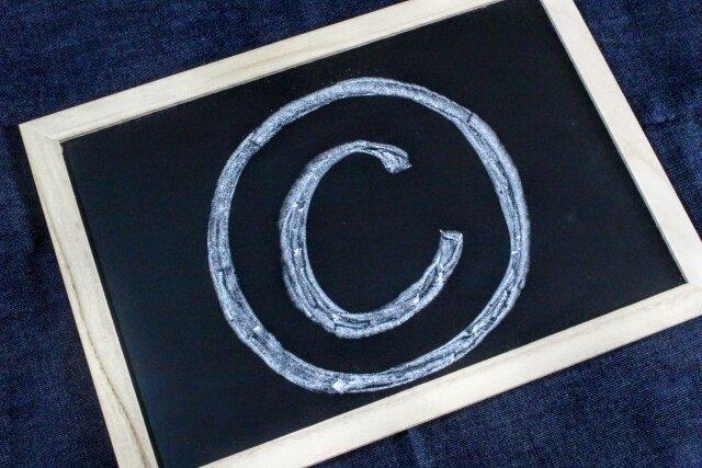 コピーライトと著作権